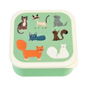 Snackbox 3 in 1 katten