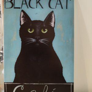 Black cat cafe