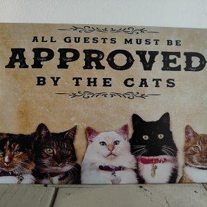 Katten bord