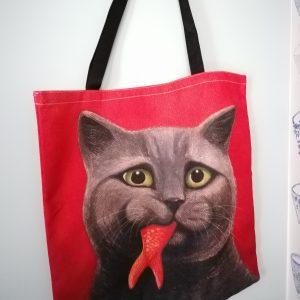 Katten tas voor de echte katten liefhebber.