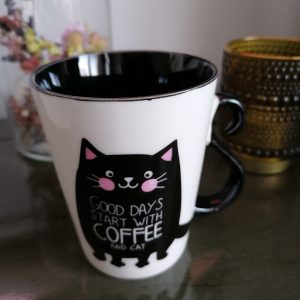 Mok cats and coffe