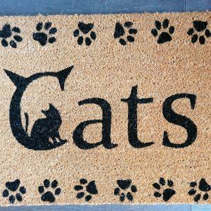 Cocosmat cats
