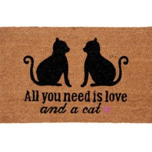 Katten deurmat