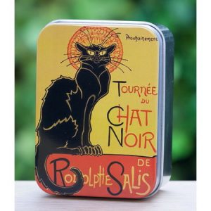 Blik le chat noir